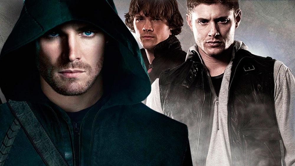 Arrow y Sobrenatural crossover