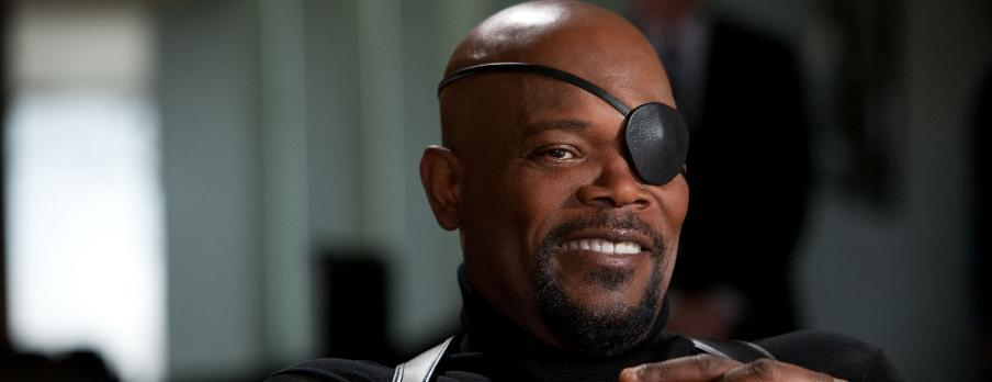 Captain Marvel - Samuel L. Jackson