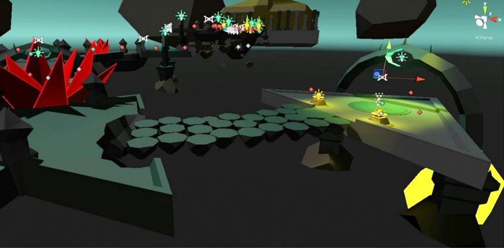 CEV Diseño de videojuegos