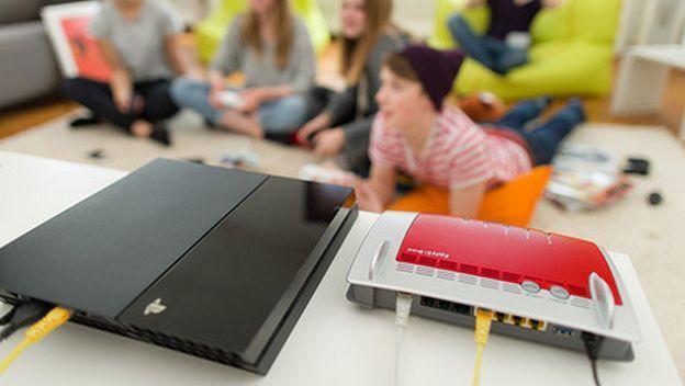 Como Conectar Tu Ps4 A Internet Y A Playstation Network