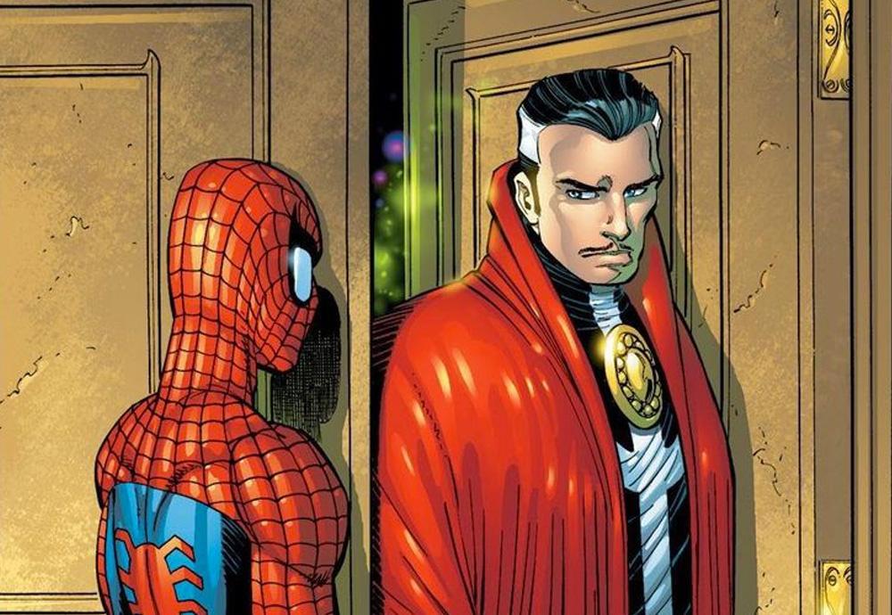 Doctor Strange y Spider-Man