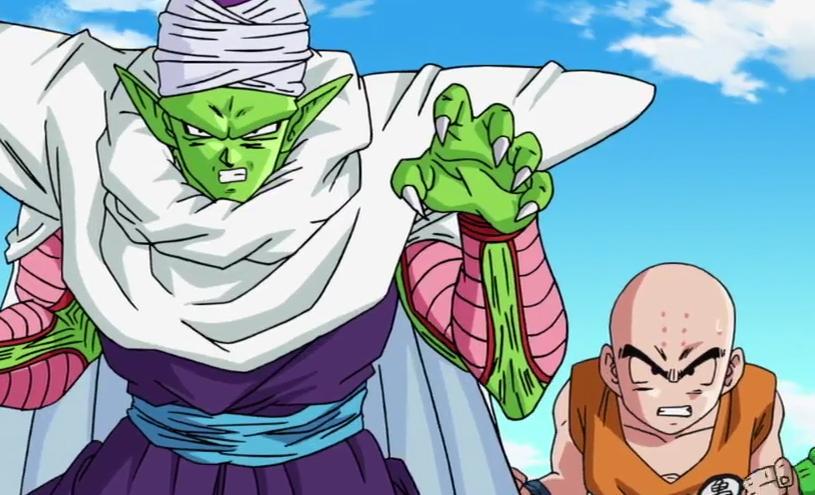 Dragon Ball FighterZ - Krillin y Piccolo