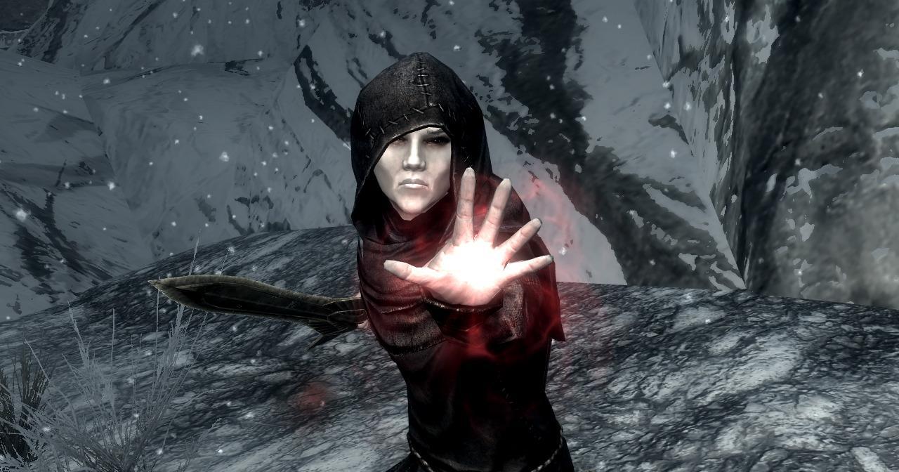 The Elder Scrolls V Skyrim - Cómo curar el vampirismo