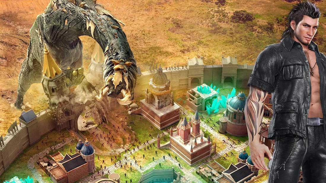 Final Fantasy A New Empire