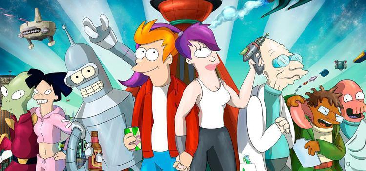 Fry, Matt Groening, Leela