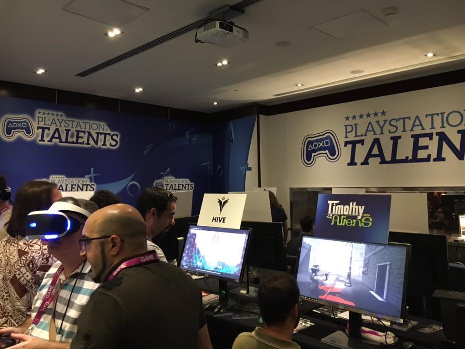 Gamelab 2017