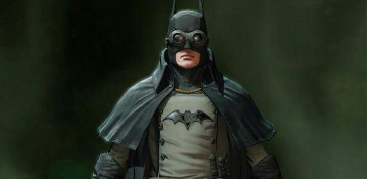 Batman, Noir, Gotham by Gaslight