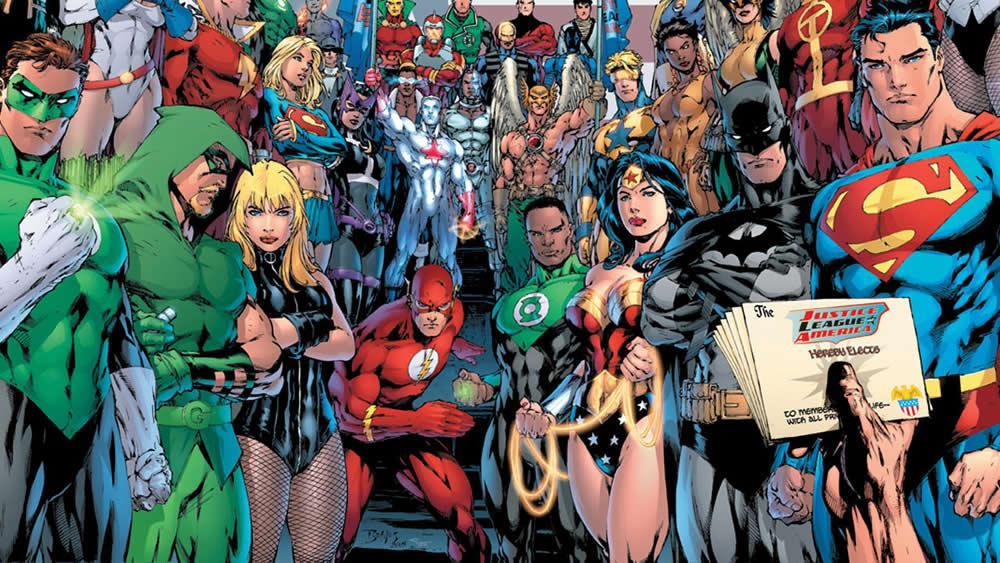 Los 10 mejores superhéroes de DC Comics de ayer y hoy ... 76bded0351e7
