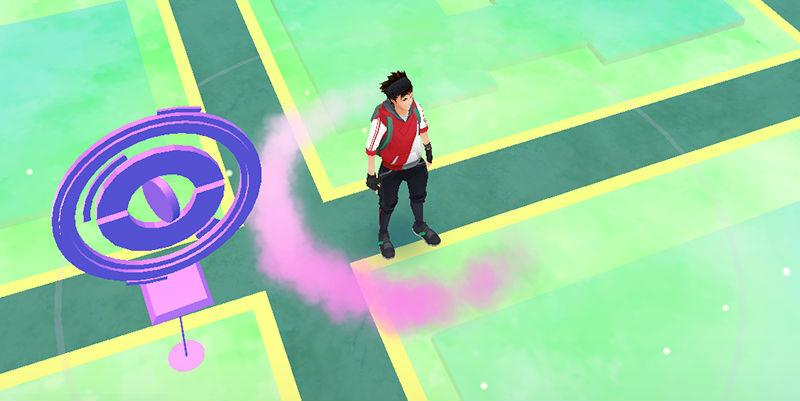 Incienso Pokémon GO