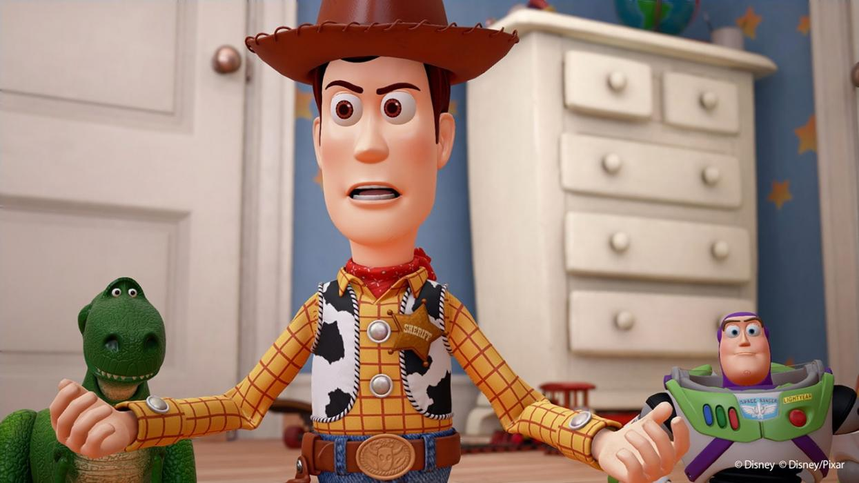Muere Bud Luckey El Creador De Woody Personaje De Toy Story