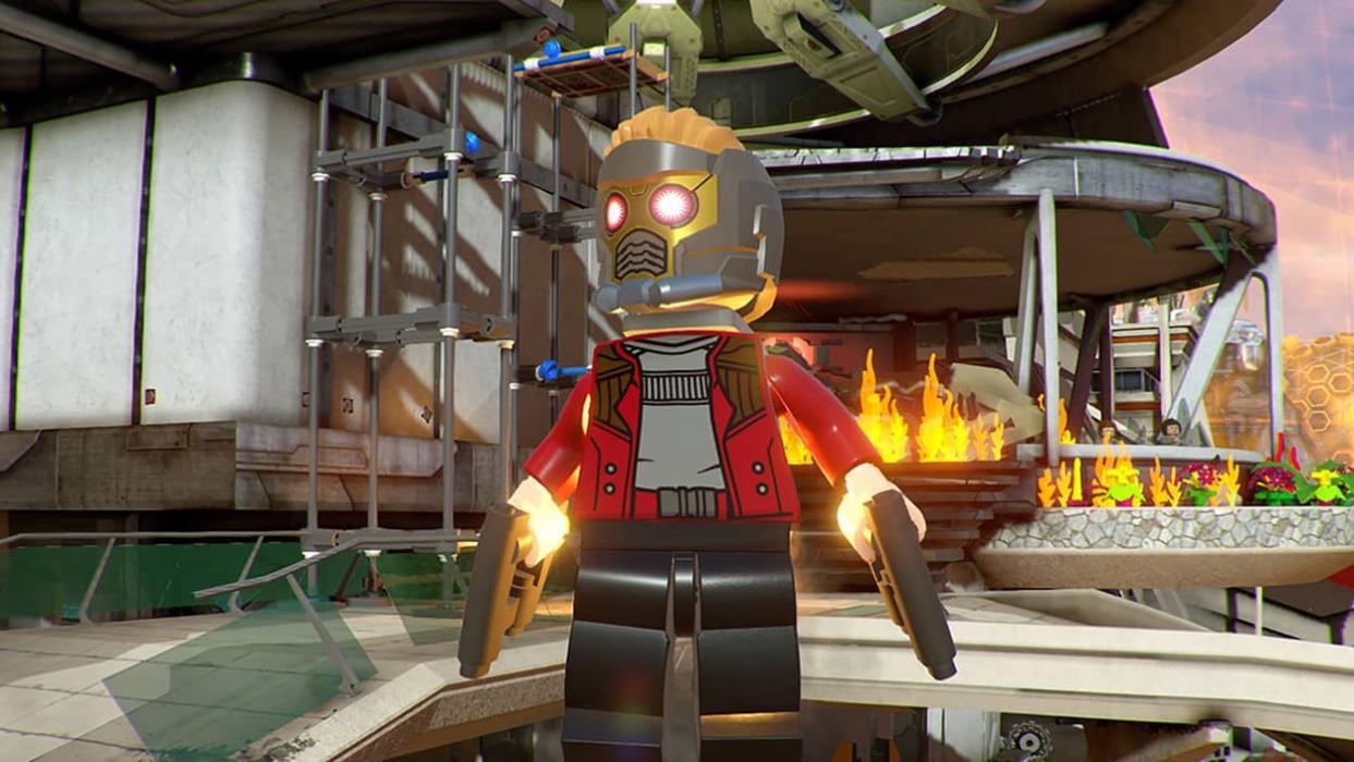 Impresiones De Lego Marvel Super Heroes 2 Para Ps4 Pc Xbox One Y