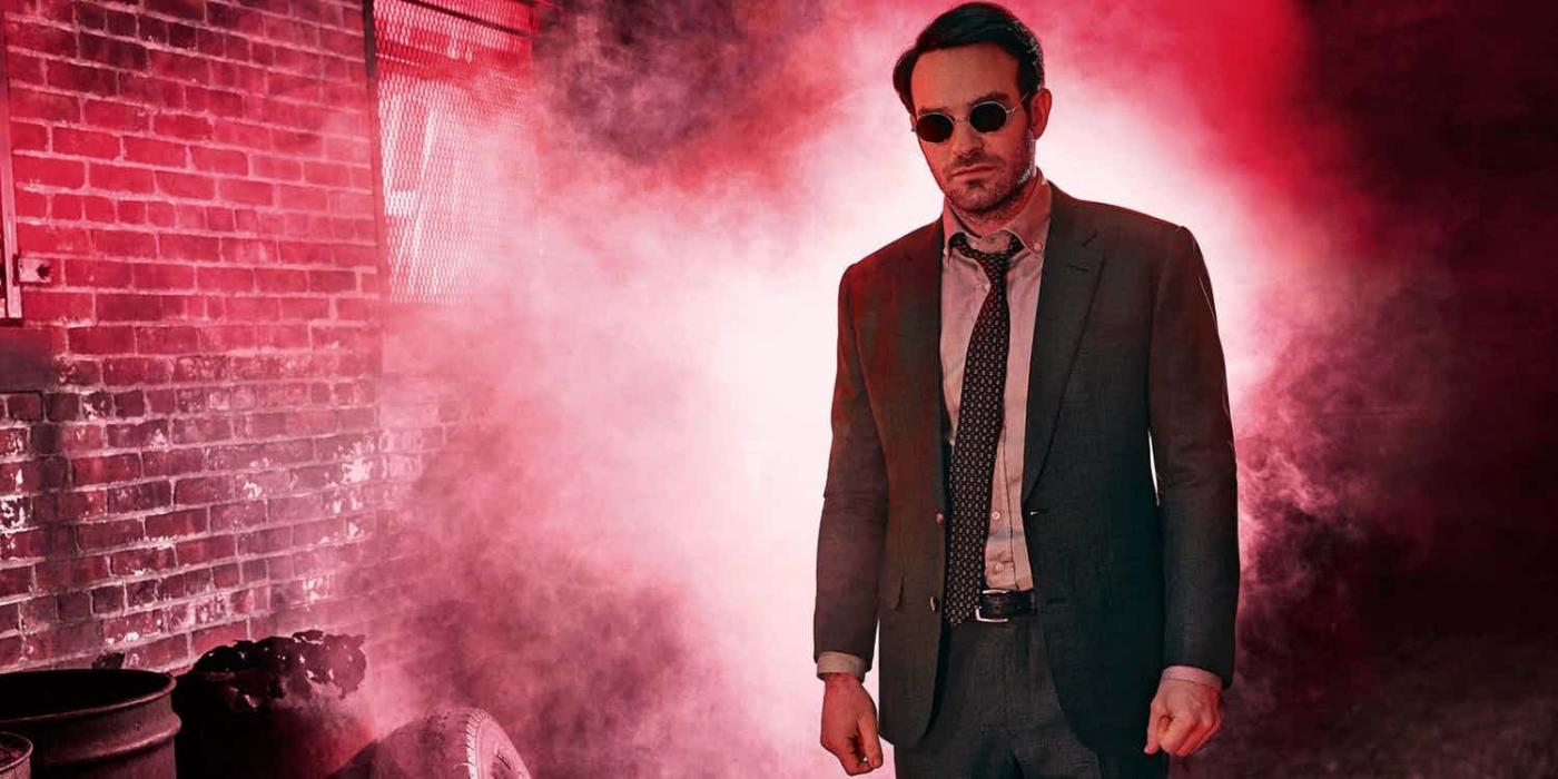 Matt Murdock/Daredevil en The Defenders