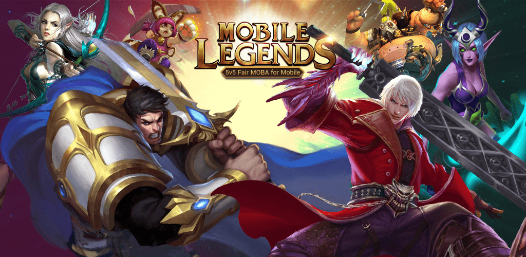 Mobile Legends league of legends