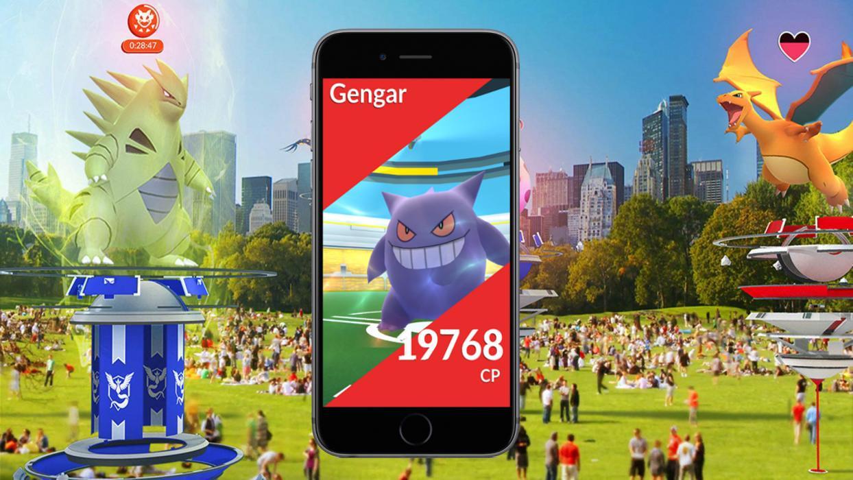 Pokémon GO incursiones