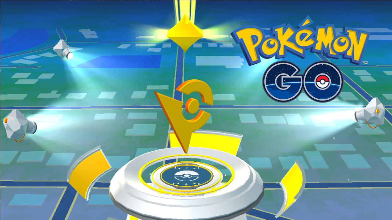 Pok mon go c mo conseguir medallas en los gimnasios for Gimnasio 8 de octubre