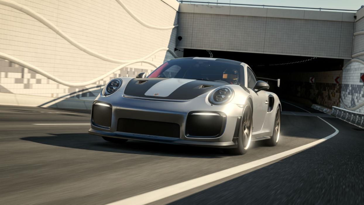 Porsche 911 GT2 RS Forza Motorsport 7