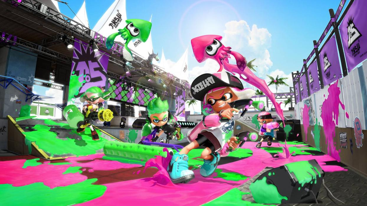 Analisis De Splatoon 2 El Shooter Para Nintendo Switch