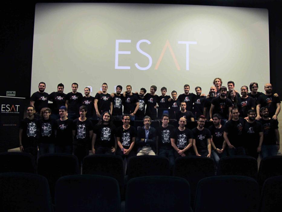 Proyectos ESAT
