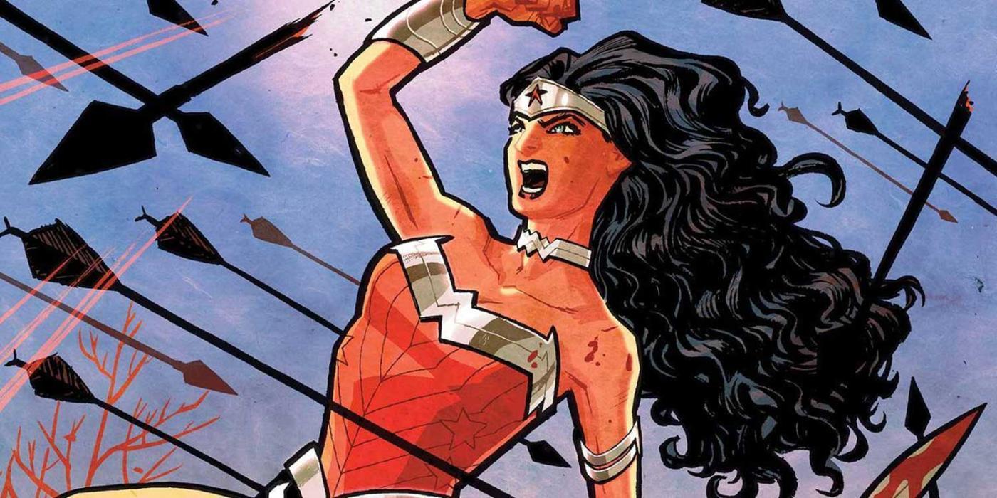 Review de Wonder Woman: Sangre, de Brian Azzarello y Cliff Change