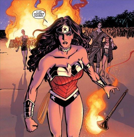Review de Wonder Woman: Sangre, de Brian Azzarello y Cliff Chiang