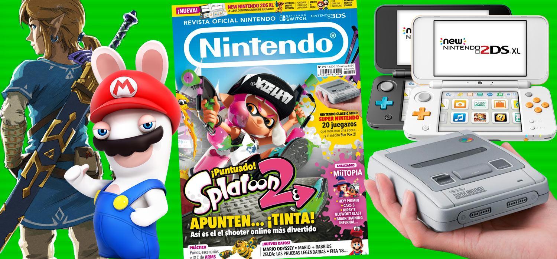 Revista Oficial Nintendo 299