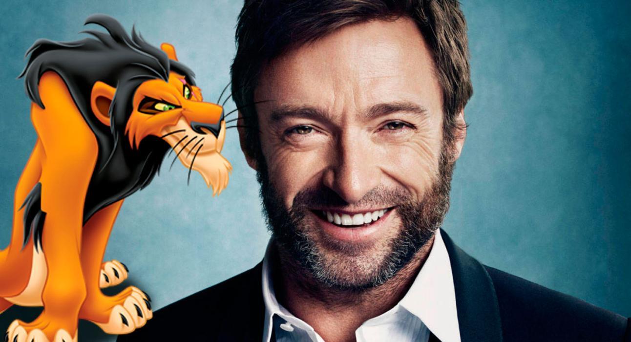 El Rey León - Hugh Jackman podría ser la voz de Scar en la película de acción real