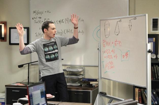 Sheldon Cooper en The Big Bang Theory