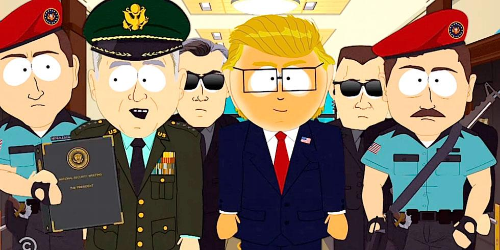 South Park Donald Trump