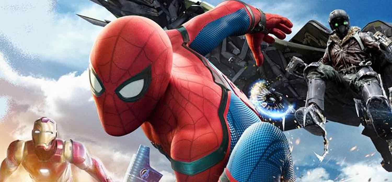 Resultado de imagen para spiderman homecoming 2