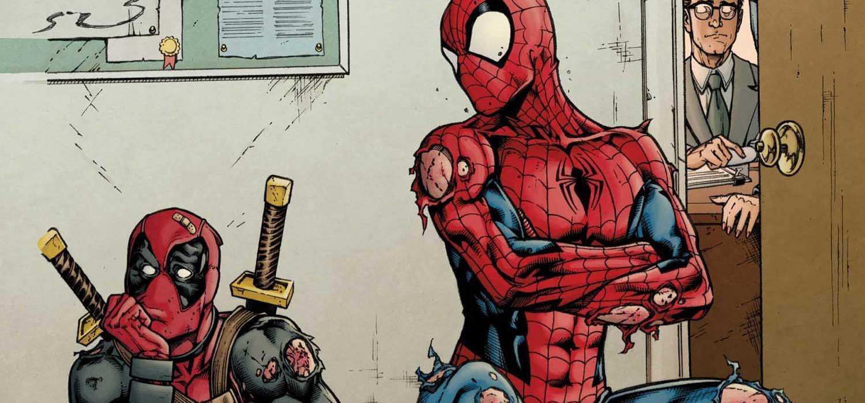 Spider-man - Sus mejores crossovers con otros héroes