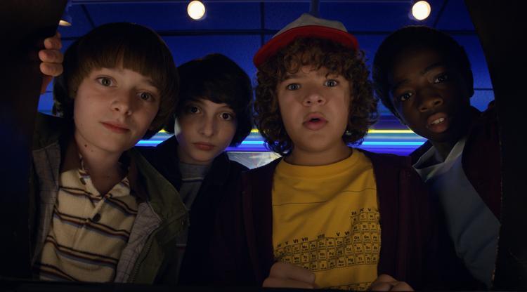 Netflix, niños, Halloween