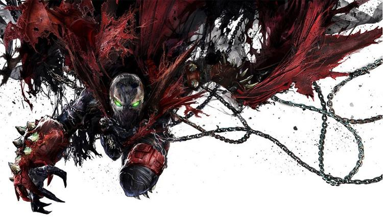 Spawn, Image Comics, Blumhouse