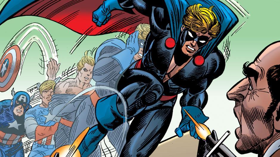 Vengadores: Infinity War - Un rumor señala que Steve Rogers se ha convertido en el Nómada