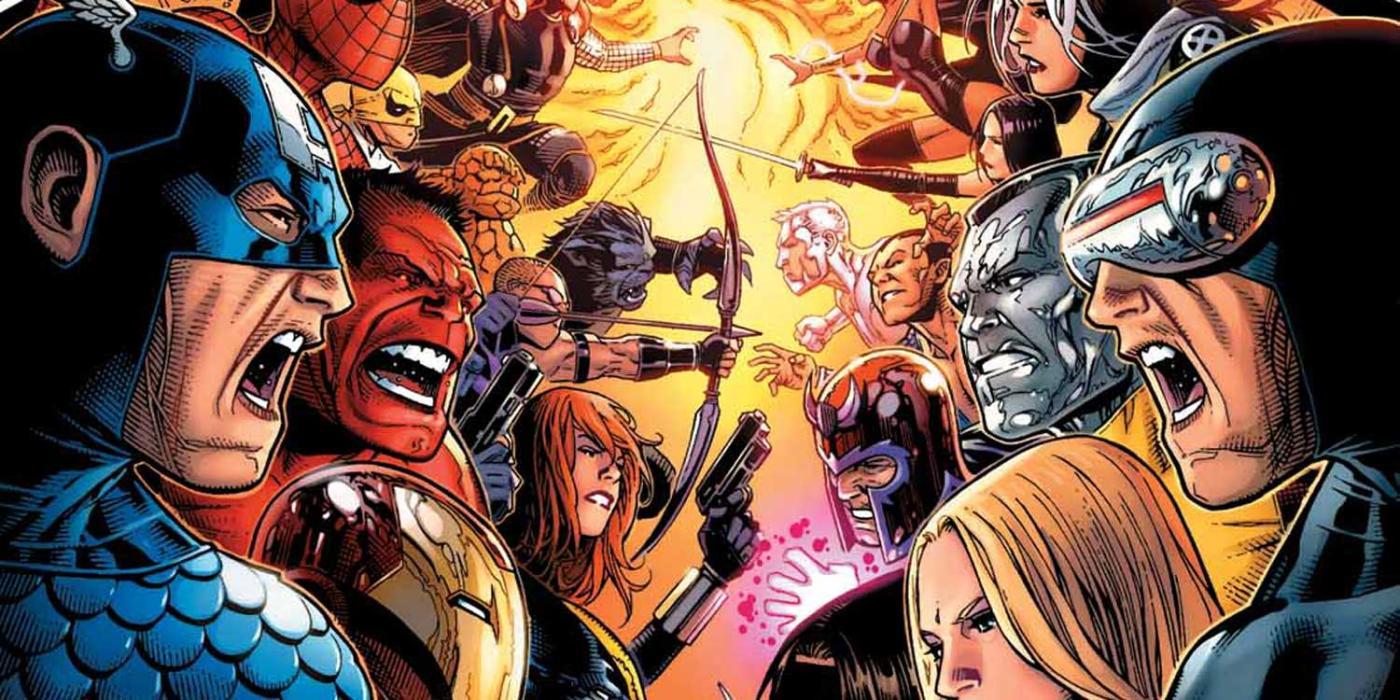 Vengadores X-Men Tomo 1