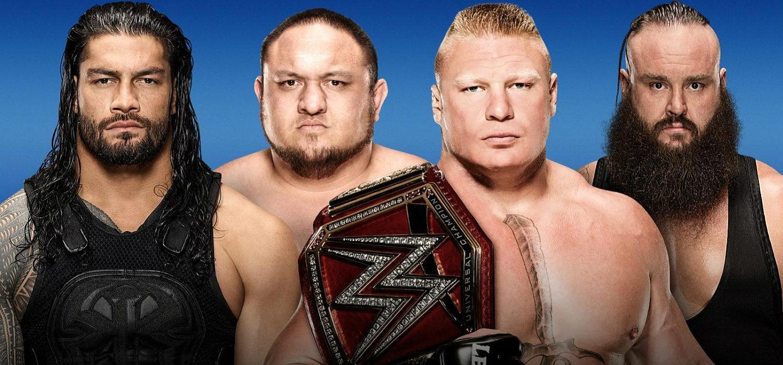 WWE - Fatal 4-Way en SummerSlam por el Campeonato Universal