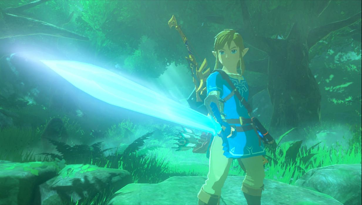 Zelda Breath of the Wild flechas ancestrales