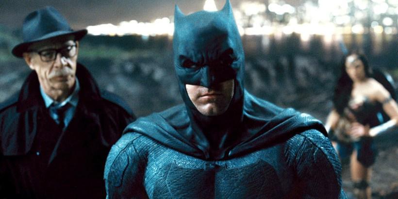 Batman en Liga de la Justicia