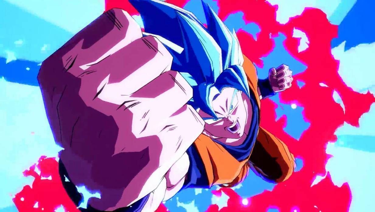 Dragon Ball FighterZ todos los personajes