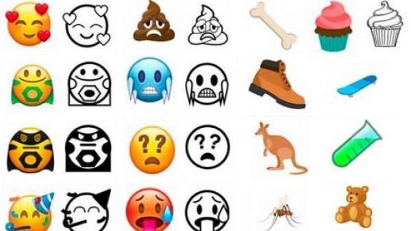 Emoji Whatsapp 2018 The Emoji