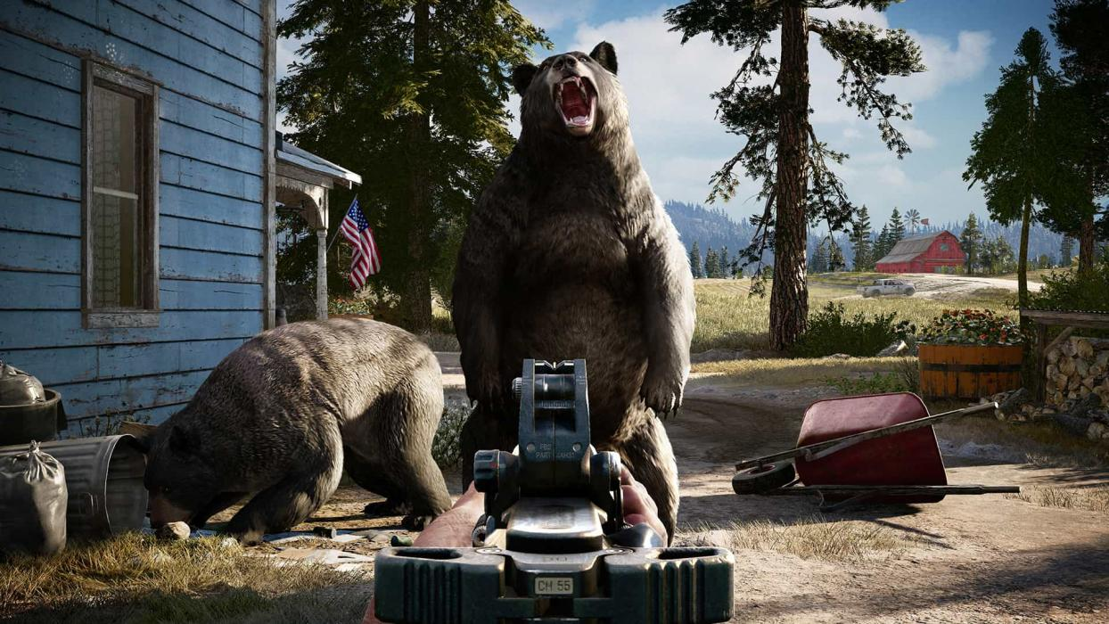 Imágenes de Far Cry 5 para PS4, Xbox One y PC