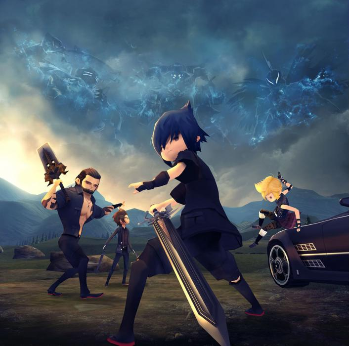 FF XV Pocket Edition