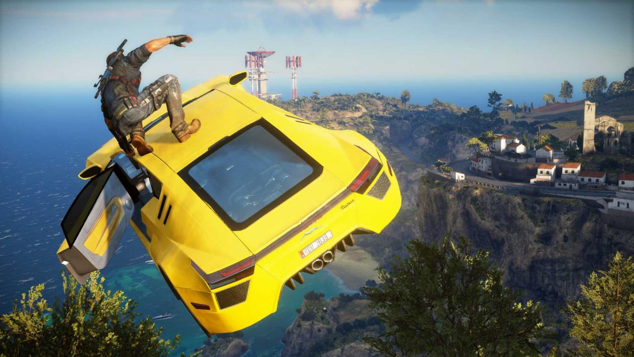 Just cause 3 mods