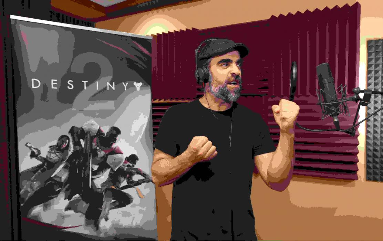 Luis Tosar en Destiny 2