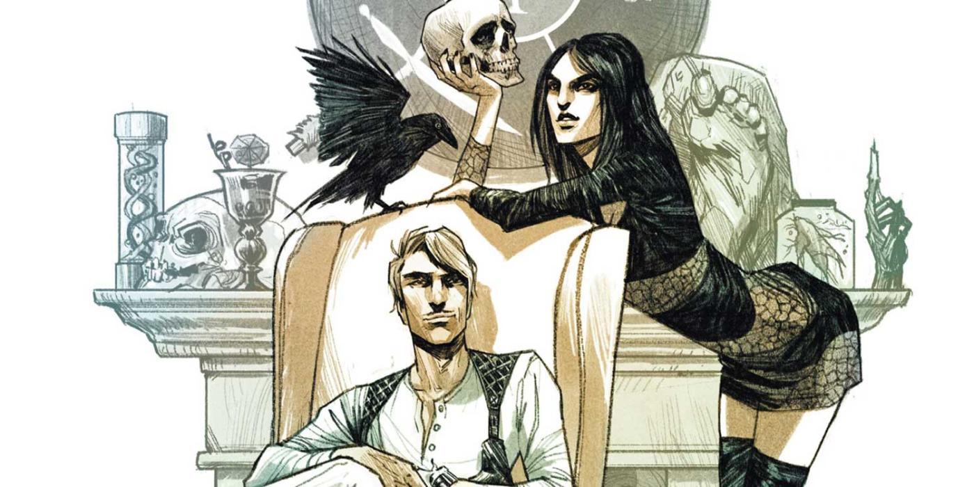 Mystery Society, de Steve Niles y Fiona Staples