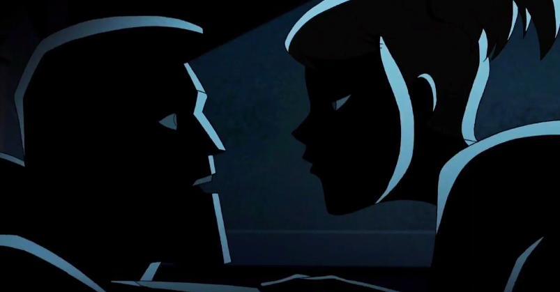 Nightwing y Harley Quinn sexo