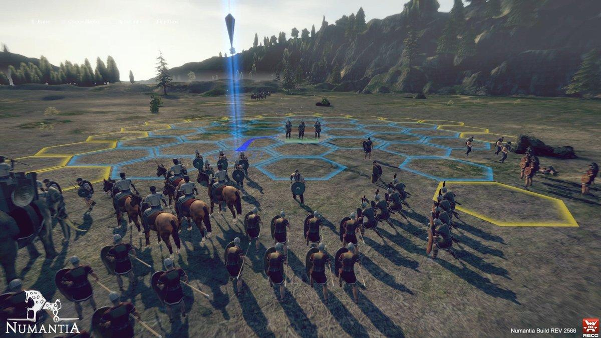 Numantia PS4