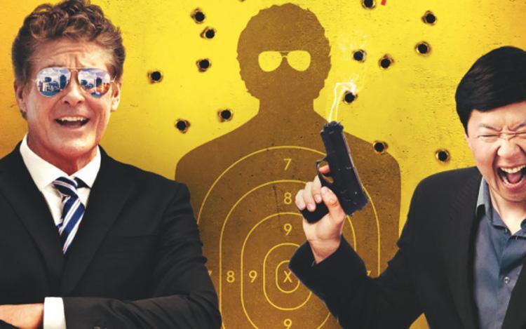 Killing Hasselhoff, Ken Jeong, David Hasselhoff