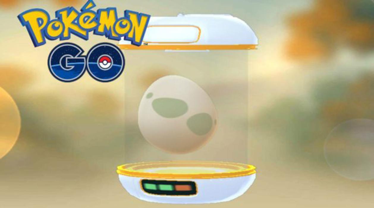 Pokémon Go Super Incubadora