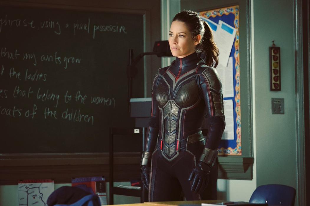 Primera imagen de Evangeline Lilly como La Avispa