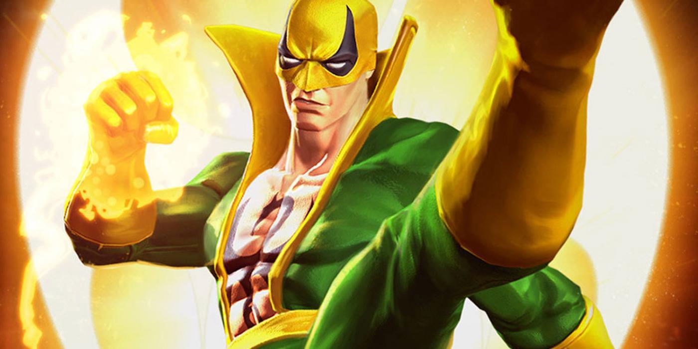 Puño de Hierro 25 curiosidades de Iron Fist de Defenders